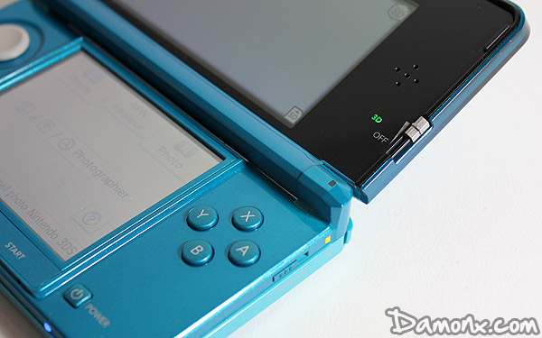 Déballage Console Nintendo 3DS