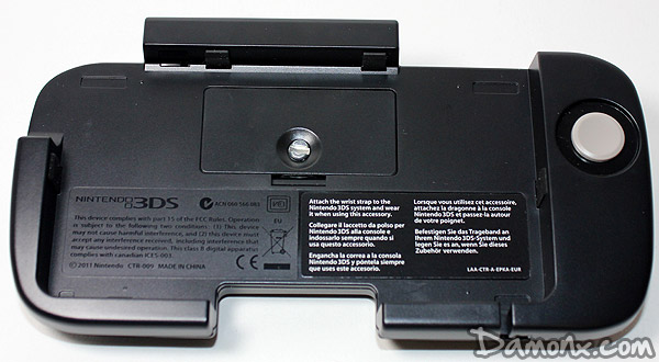 Resident Evil Revelations 3DS + Circle Pad Pro