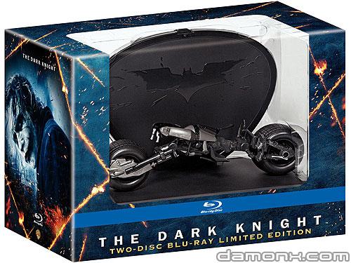 The Dark Knight Limited Bat-Pod Edition