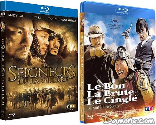 Blu Ray Films Asiatiques