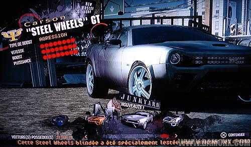 comment avoir la formule 1 dans burnout paradise. Black Bedroom Furniture Sets. Home Design Ideas