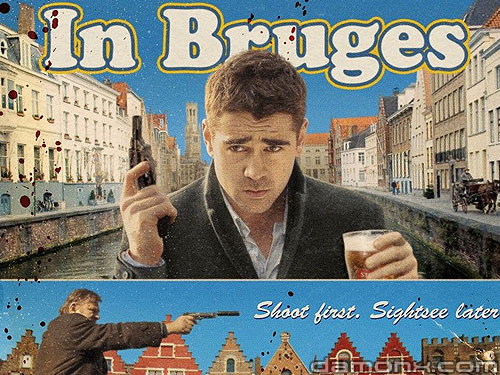 Critique du Film Bons Baisers de Bruges - In Bruges