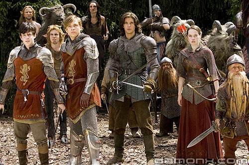 Critique du Film Le Monde de Narnia 2 - Prince Caspian
