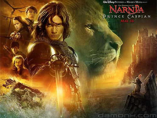 Critique] Le Monde de Narnia 2 ��� Prince Caspian | Cin��ma
