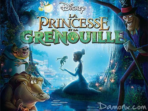 Critique la princesse et la grenouille cin ma - La princesse et la grnouille ...