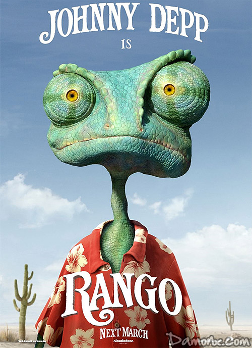 RANGO film streaming