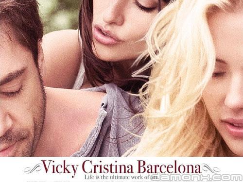 Scarlett Johansson - Vicky Christina