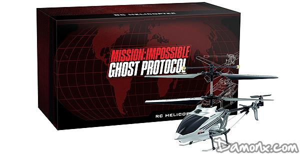 [Concours Exclu] Mission : Impossible – Protocole Fantôme