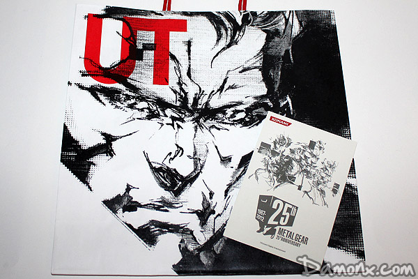 [Dédicaces] Hideo Kojima et Yoji Shinkawa (Metal Gear 25th Anniversary)