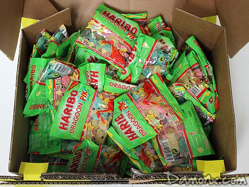 nouveaux bonbons haribo