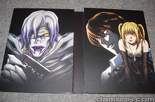 Death Note - Coffret DVD Vol 2, Mangas Tome 11