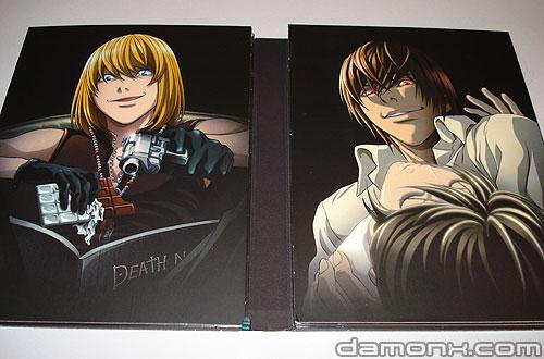 Death Note - Coffret DVD Vol 3