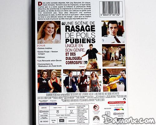 [Test] DVD Comédie : Trop Belle