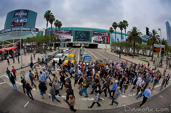 E3 2012, J'y Serai… Pour Game One !
