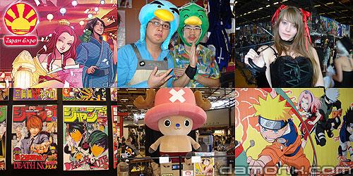Compte Rendu et Photos du Japan Expo 2008