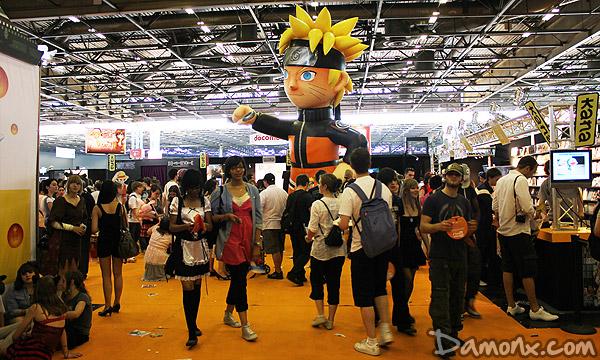 Ev nement japan expo 12 du 30 juin au 3 juillet paris for Salon du manga paris juillet