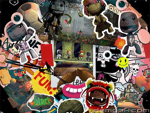 Invitation Journée de Présentation de LittleBigPlanet