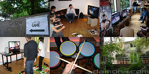 Impressions et Photos du Loft In Game 2