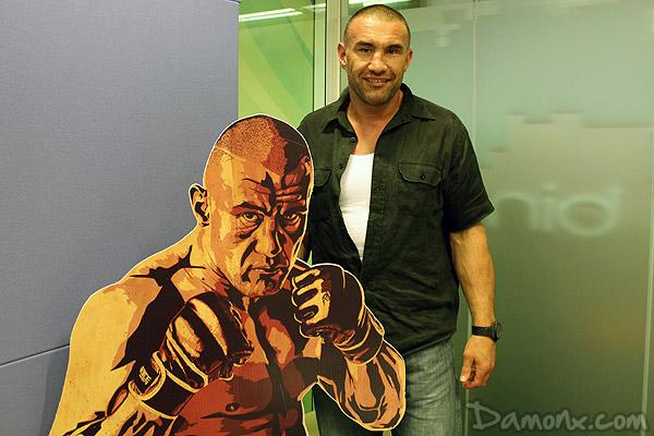 [Rencontre] Jérôme Lebanner pour Supremacy MMA