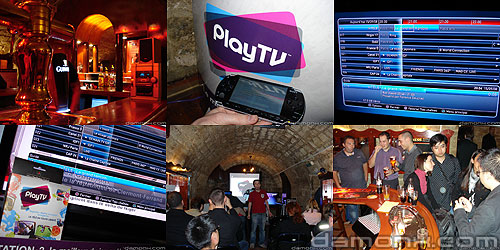 Compte Rendu et Photos Présentation de Play TV