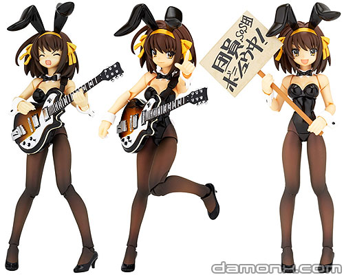Les persos les plus sexys ! - Page 4 Fig-haruhi-bunny1