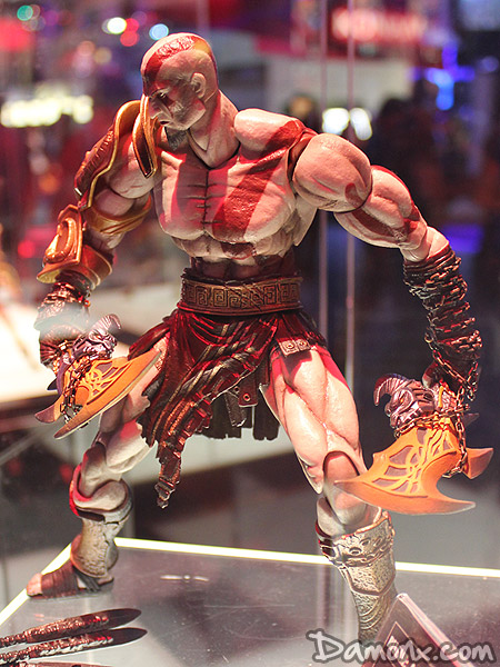 Figurine Play Arts Kai – God of War