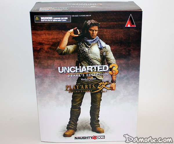 figurine uncharted