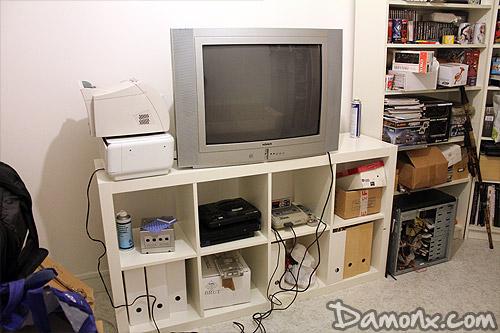 Gaming Room Phase 2 Installation Et Rangement Jeux Video