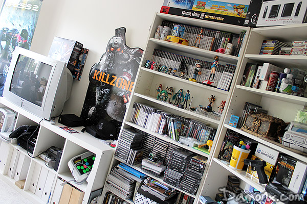 Gaming room phase 4 bient t la fin blog jeux vid o for Chambre gaming