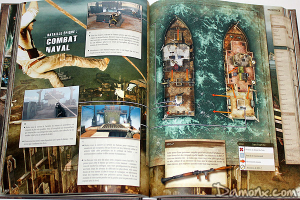 Uncharted 3 Guide Officiel Collector