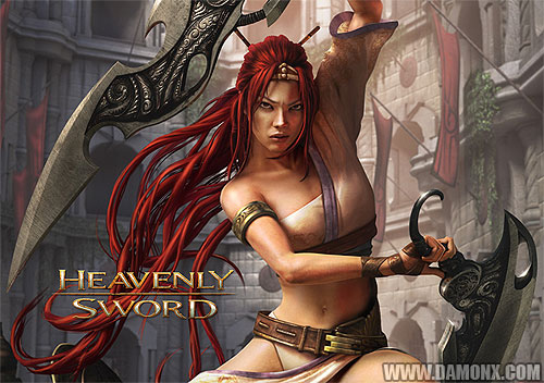 Heavenly Sword Ps3
