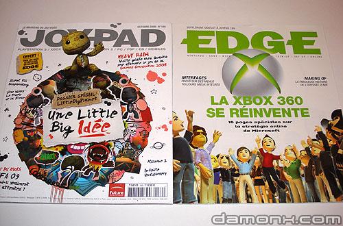 Joypad Octobre 2008