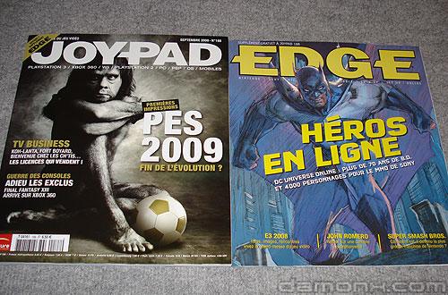Magazine Joypad Septembre 2008