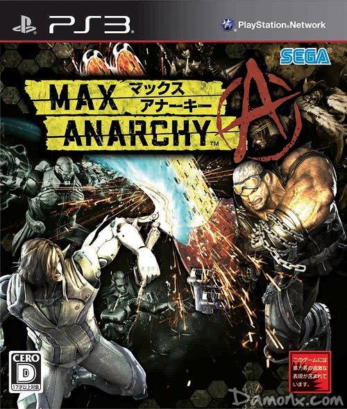 [Pré-commande] Anarchy Reigns (Max Anarchy) sur PS3