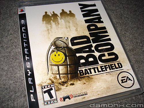 Battelfield Bad Company sur PS3