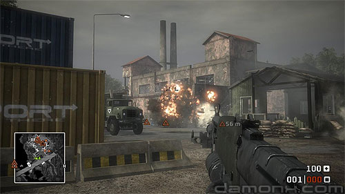 Test Battelfield : Bad Company sur PS3