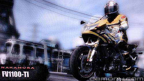 Burnout Paradise Permis Moto à 100%