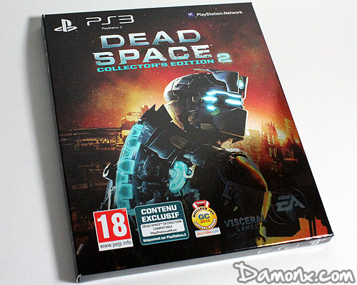 Electronic arts dead space 2: collector's edition, ps3: amazon. Co.