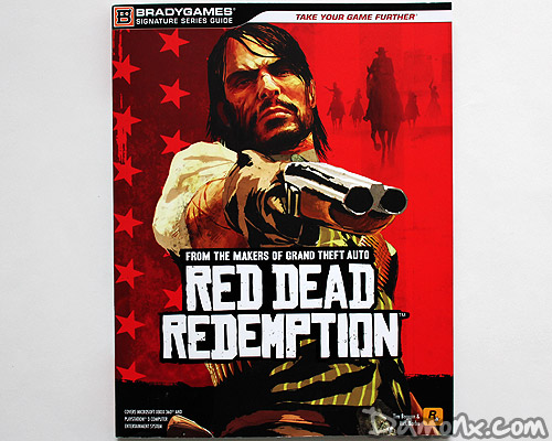 Guide Officiel - Red Dead Redemption