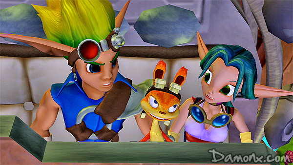 Test The Jak and Daxter Trilogy PS3