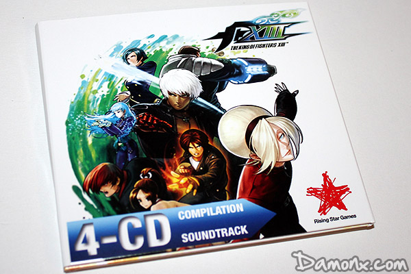 The King of Fighters XIII Edition Deluxe + OST