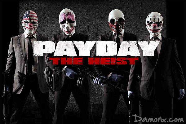 PAYDAY The Heist sur PS3