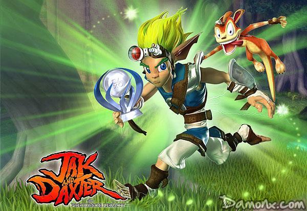 71e Trophée Platine : Jak and Daxter: The Precursor Legacy