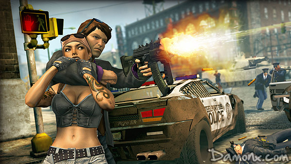 [Preview] Saints Row The Third (PS3 / Xbox 360)