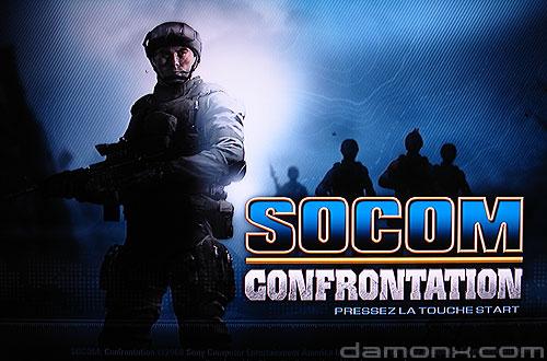 Impressions Beta Test de Socom Confrontation