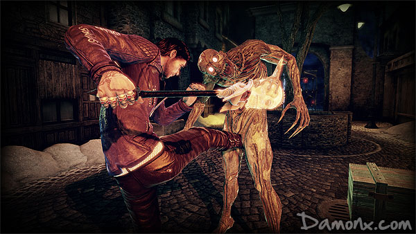 [Test] Shadows of The Damned sur PS3