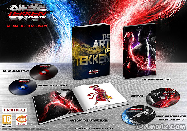 Tekken : Tag Tournament 2 - Edition Collector PS3