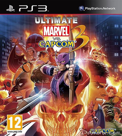 Ultimate Marvel VS Capcom 3 sur PS3