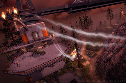Warhawk : Operation Fallen Star
