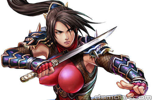 Taki (Soul Calibur)